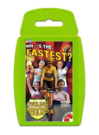 Top Trumps - Cycling Heroes Preview