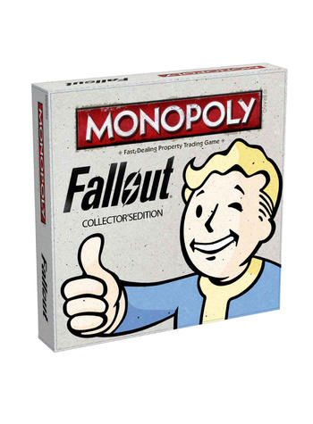 Monopoly - Fallout Preview