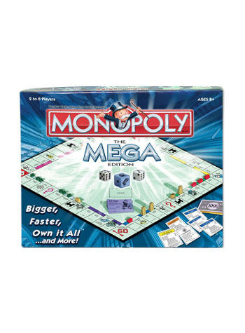 View Item Mega Monopoly Board Game