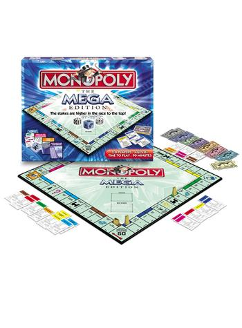 View Item Mega Monopoly Board Game