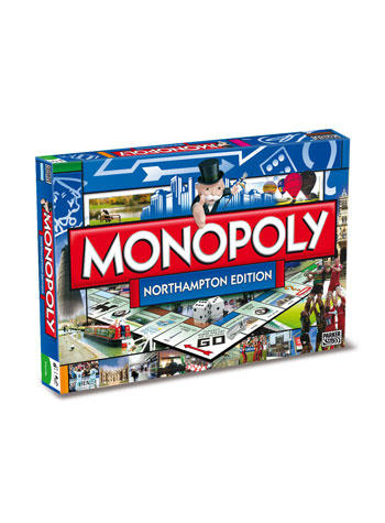 View Item Monopoly - Northampton