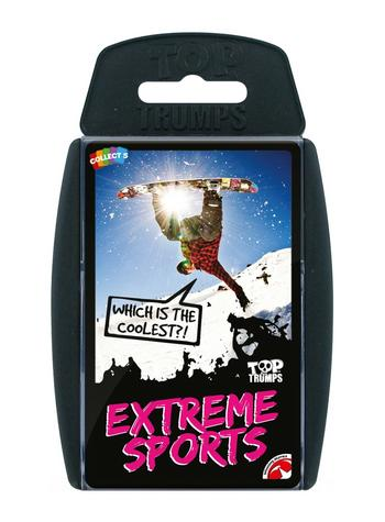 Top Trumps - Extreme Sports Card Game Preview