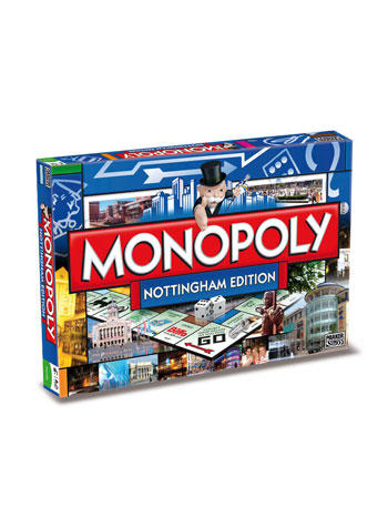 View Item Monopoly - Nottingham