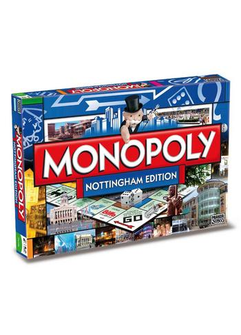 View Item Monopoly - Nottingham