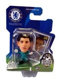 View Item Thibault Courtois- Soccerstarz Figurine - Chelsea FC Home Kit