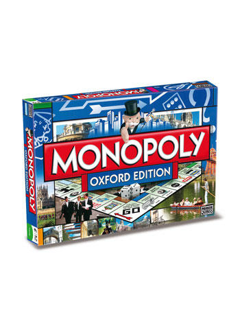 View Item Monopoly - Oxford