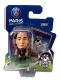 View Item Zlatan Ibrahimovic - Soccerstarz Figurine - Paris St Germain Home Kit