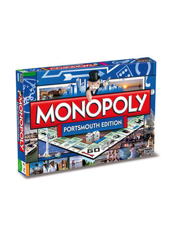 View Item Monopoly - Portsmouth