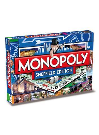 View Item Monopoly - Sheffield