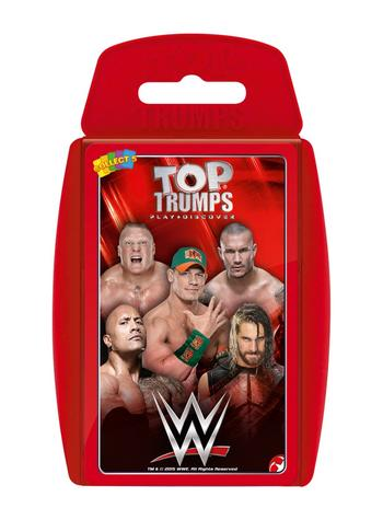 View Item Top Trumps - WWE