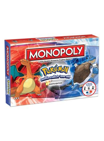 Monopoly - Pokémon Preview