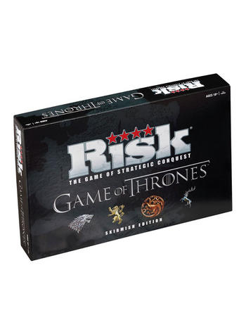 Game of Thrones Risk - Skirmish Edition Preview