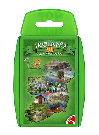 Top Trumps - Ireland: Top 30 Things to Do Preview