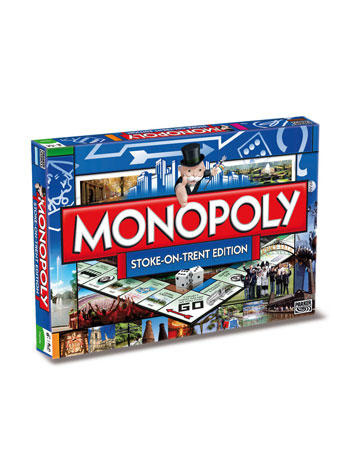 View Item Monopoly - Stoke