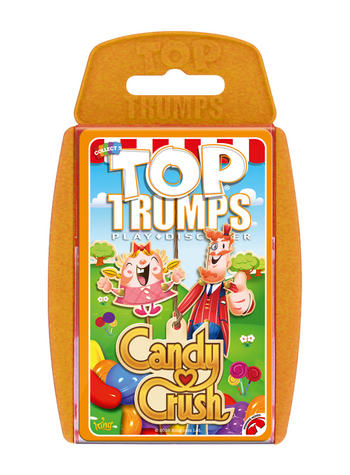 View Item Top Trumps - Candy Crush: Soda Saga Card Game