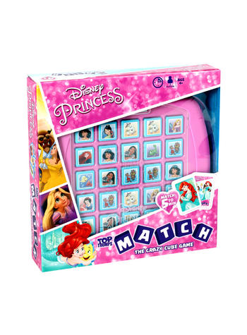 Top Trumps Match - Disney Princess Preview
