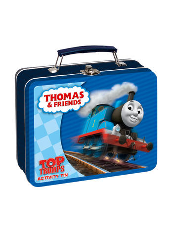 Top Trumps - Thomas and Friends Activity Tin Preview
