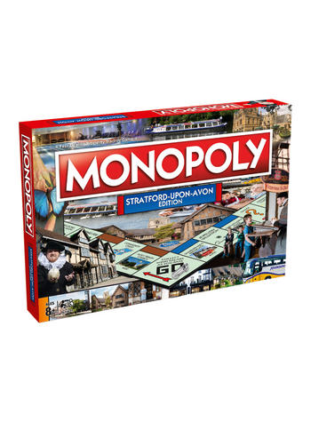 View Item Monopoly - Stratford upon Avon