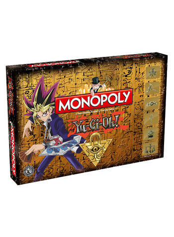 Monopoly - Yu-Gi-Oh! Edition Preview