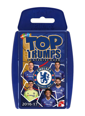 Top Trumps - Chelsea FC 2016-17 Preview