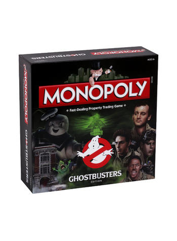 Monopoly - Ghostbusters Preview