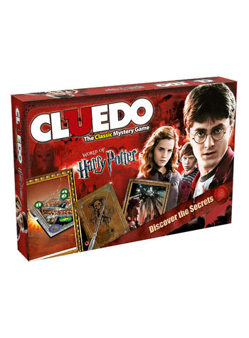 Harry Potter Cluedo Preview