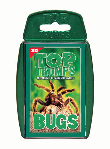 View Item Top Trumps - Bugs
