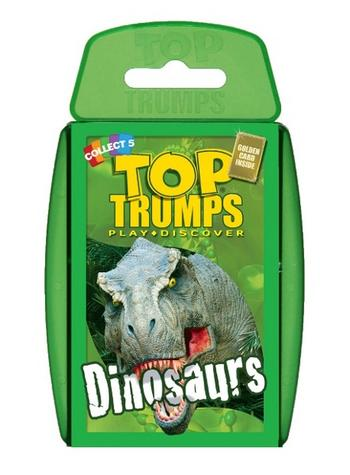 View Item Top Trumps - Dinosaurs