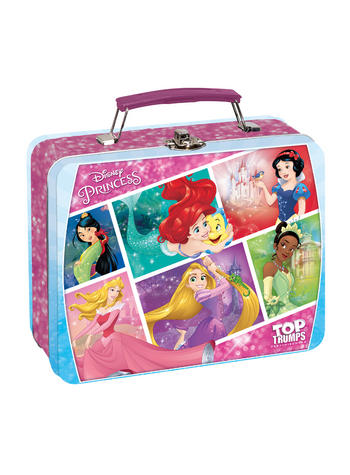 Top Trumps - Disney Princess Activity Tin Preview