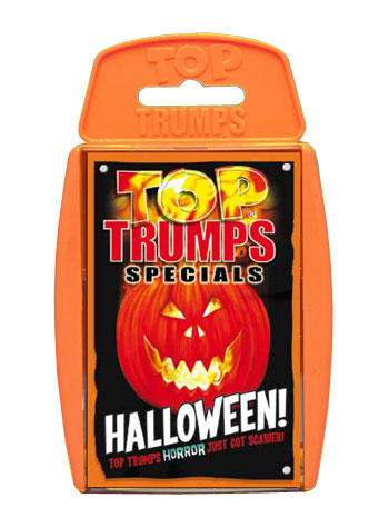 View Item Top Trumps - Halloween