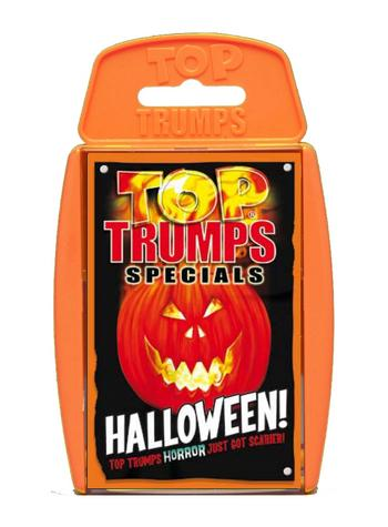 View Item Top Trumps - Halloween