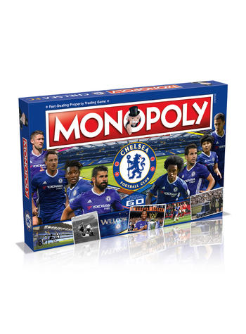 Chelsea FC Football Monopoly 2016-17 Preview