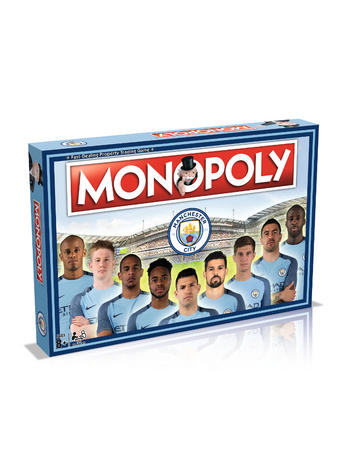 View Item Manchester City FC Football Monopoly 2016-17 edition