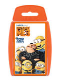 View Item Despicable Me 3 Top Trumps card game