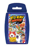 View Item Yo-kai Watch Top Trumps Card Game