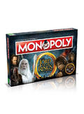View Item Lord of the Rings Trilogy Monopoly Board Game
