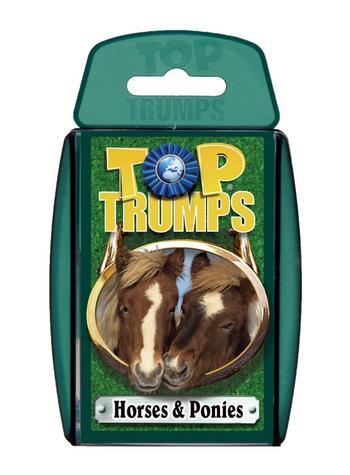 View Item Top Trumps - Horses & Ponies