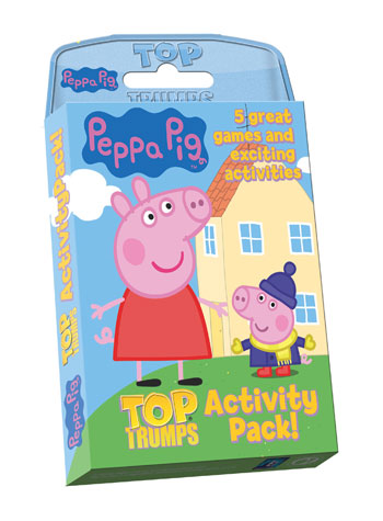 Top Trumps - Peppa Pig Activity Pack Enlarged Preview