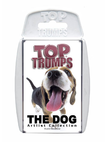 Top Trumps - The Dog Enlarged Preview