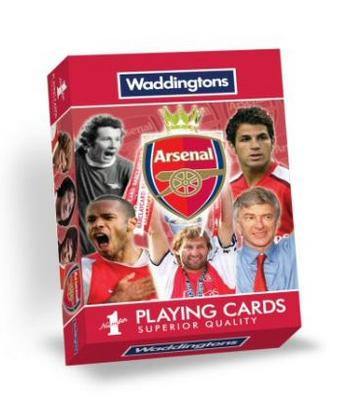 View Item Waddingtons No1 - Arsenal FC Playing Cards