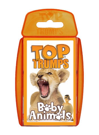 View Item Top Trumps - Baby Animals