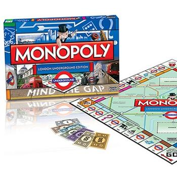 View Item Monopoly - London Underground