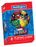 View Item Marvel Heroes Playing Cards