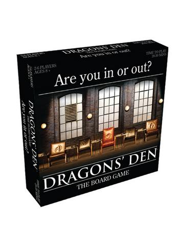 View Item Dragons' Den Board Game