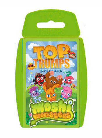 View Item Top Trumps - Moshi Monsters