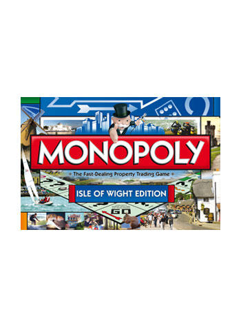 View Item Monopoly - Isle of Wight