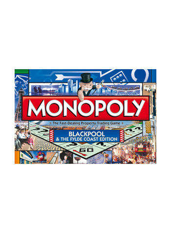View Item Monopoly - Blackpool & The Fyde Coast Edition
