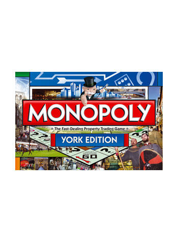 View Item Monopoly - York