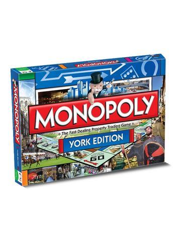 View Item Monopoly - York
