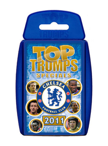 View Item Top Trumps - Chelsea FC 2010/11
